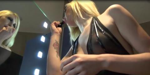 Mandy Slim trailer teaser naakt porno