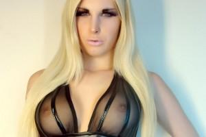 Mandy Slim naakt pornoster