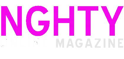 NGHTY het online magazine met Babes Humor Interviews Reportages en erotiek logo
