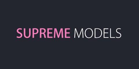Supreme models zoekt modellen